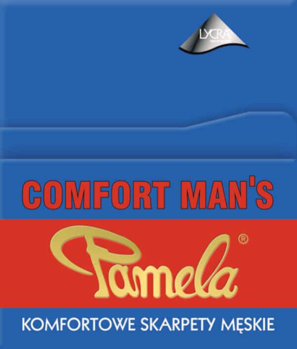 Skarpety męskie wizytowe Comfort