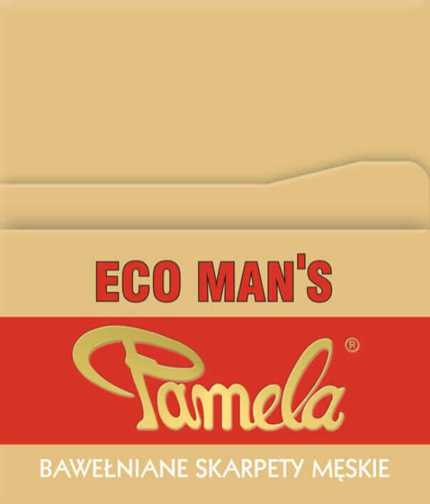 Skarpety męskie wizytowe ECO