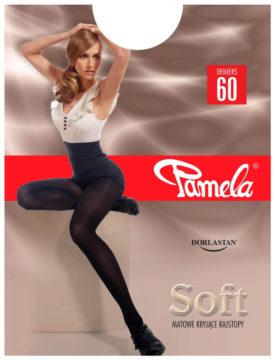 Rajstopy Pamela 60 Soft