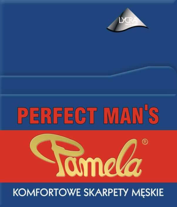 Skarpety męskie wizytowe Perfect