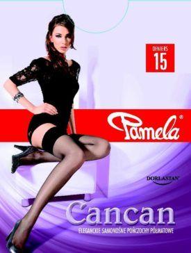 Pończochy Pamela Cancan 15