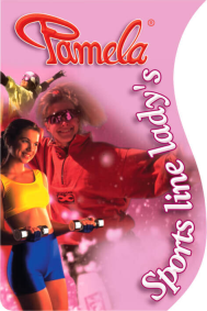Sportowe skarpety damskie sports line Pamela