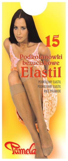 Podkolanówki bezuciskowe Elastil