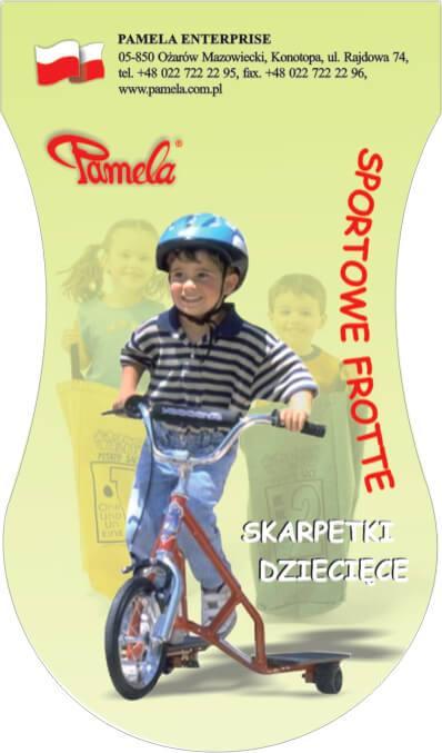 Skarpety dziecięce Sportowe Frotte